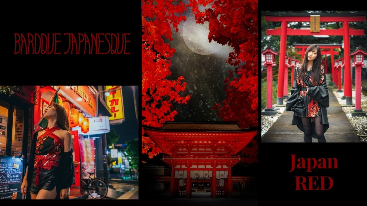 Baroque Japanesqueバロックジャパネスク