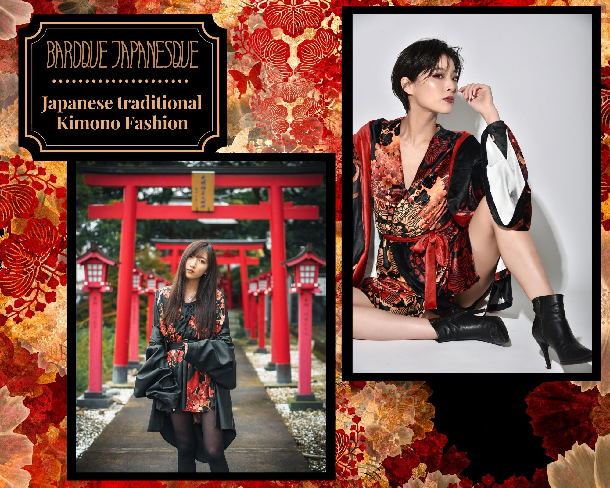Baroque Japanesque(バロックジャパネスク)